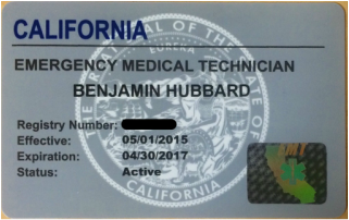 lab technician license california